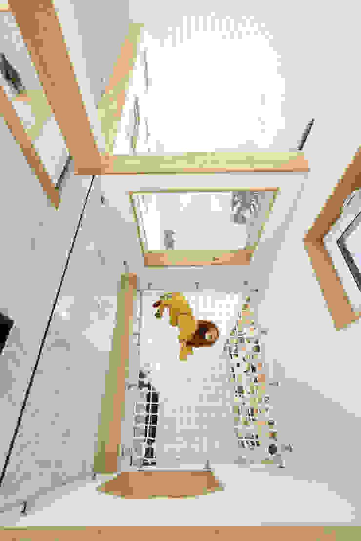 세종시주택 락현재 아이들을위한 그물망 by 주택설계전문 디자인그룹 홈스타일토토 모던 우드 우드 그레인