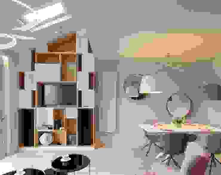 Ale design Grzegorz Grzywacz Living room White