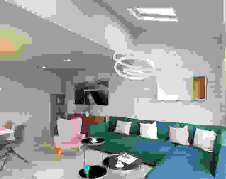 Ale design Grzegorz Grzywacz Living room