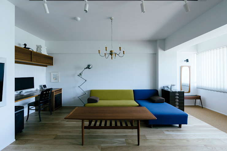 by ELD INTERIOR PRODUCTS Scandinavian Wood Wood effect