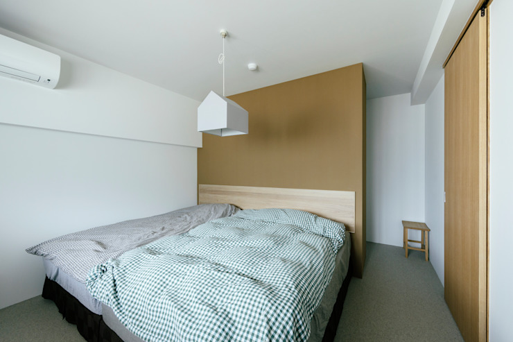 Scandinavian style bedroom by ELD INTERIOR PRODUCTS Scandinavian
