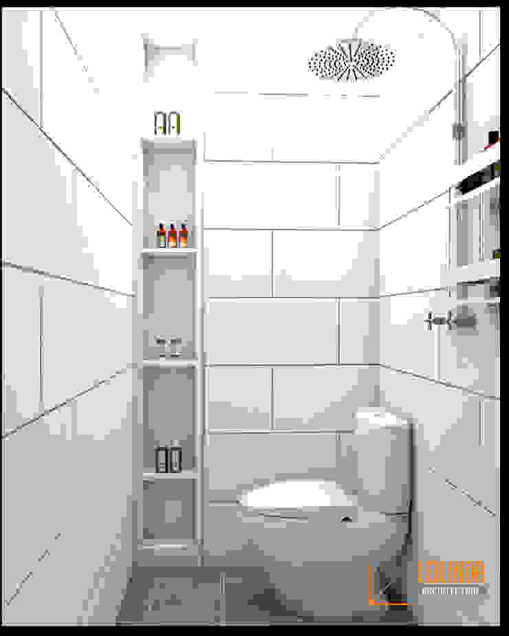 CV Leilinor Architect ห้องน้ำ White