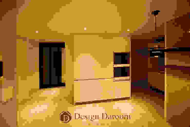 쌍문동 신원2차 37py 주방 by Design Daroom 디자인다룸 모던
