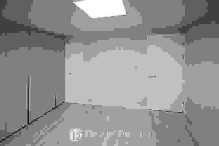 쌍문동 신원2차 37py 안방 모던스타일 침실 by Design Daroom 디자인다룸 모던