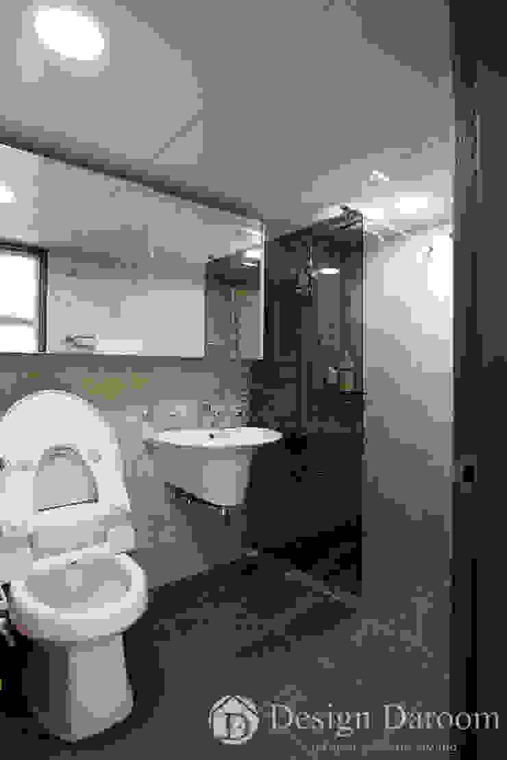 쌍문동 신원2차 37py 거실욕실 모던스타일 욕실 by Design Daroom 디자인다룸 모던