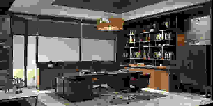 Bintang Barutama Office Bangunan Kantor Modern Oleh MODULA Modern