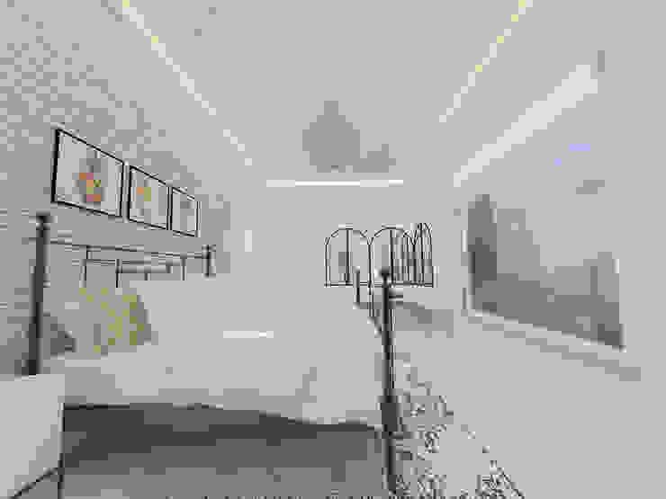 Korkuteli KÖY EVİ ASN İç Mimarlık Kırsal Yatak Odası