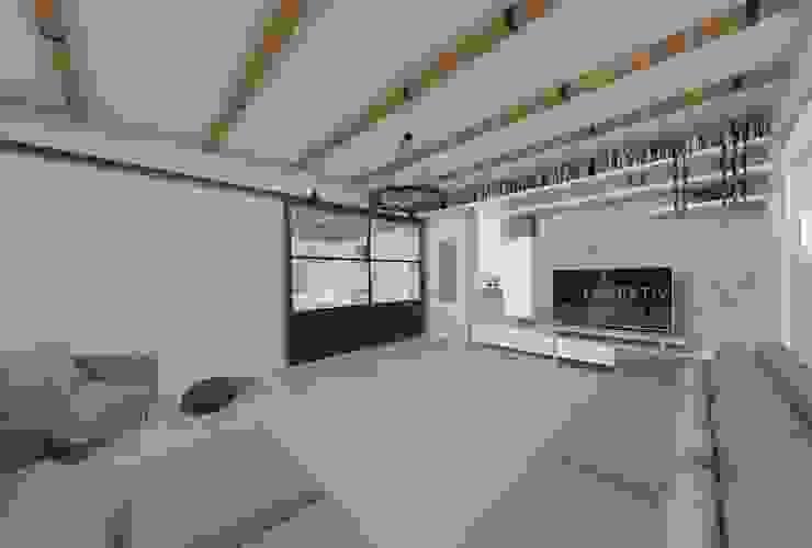 Korkuteli KÖY EVİ ASN İç Mimarlık Kırsal Oturma Odası Metal Beyaz