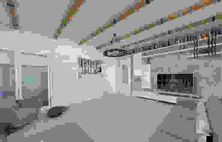 Korkuteli KÖY EVİ ASN İç Mimarlık Kırsal Oturma Odası Ahşap Beyaz