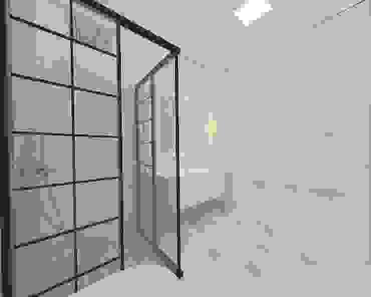 Korkuteli KÖY EVİ ASN İç Mimarlık Kırsal Banyo Seramik Beyaz
