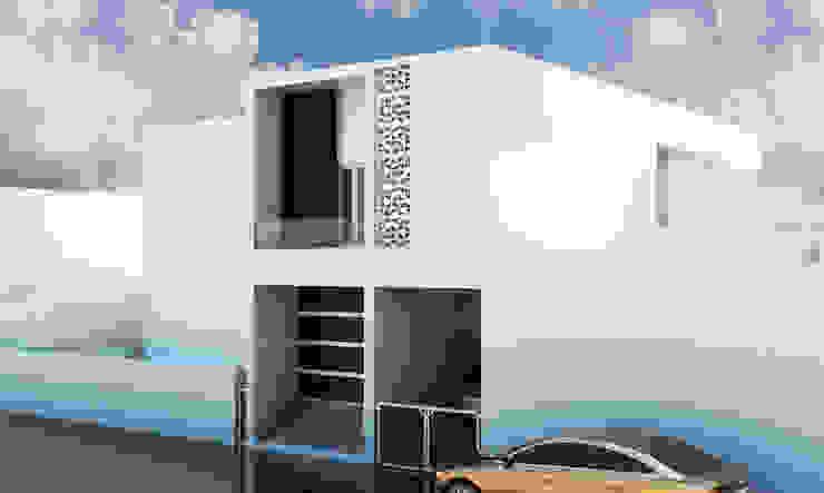 Beautiful Exterior Facade Design For A Chennai Home Homify Homify