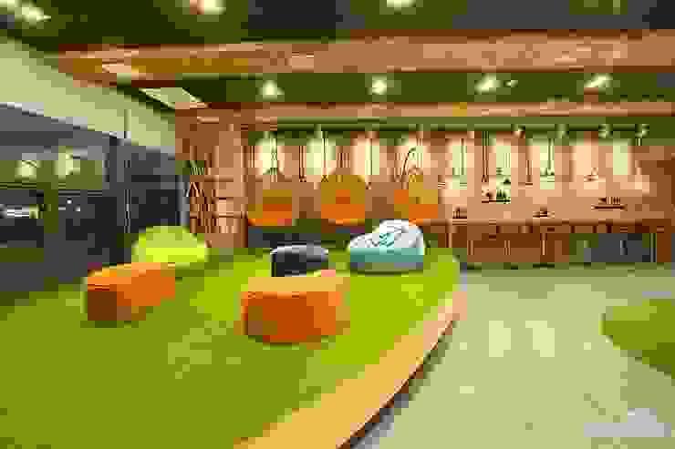 지방행정연수원 교육지원센터 내츄럴디자인컴퍼니 사무실