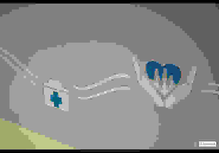 Modern hospitals by SP estudio Modern