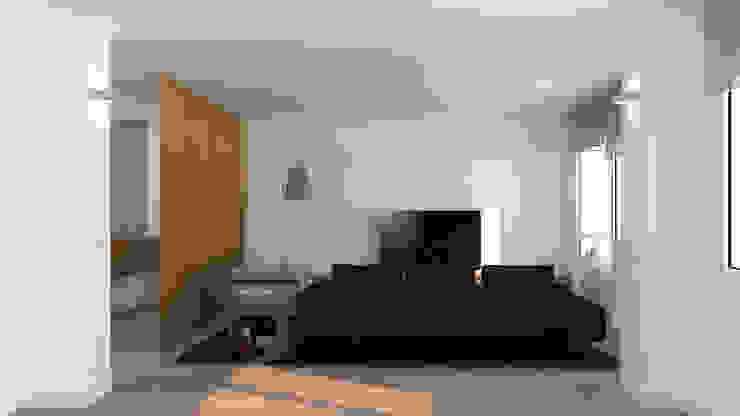 arQmonia estudio, Arquitectos de interior, Asturias Living room