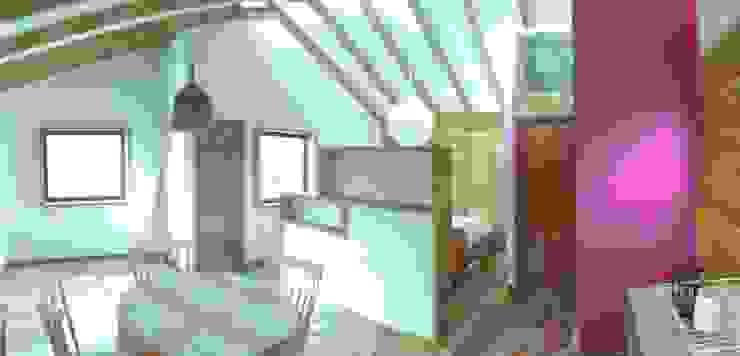 Minimalist bedroom by BE ARQUITECTOS Minimalist