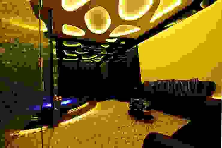 de Blueboxx interior