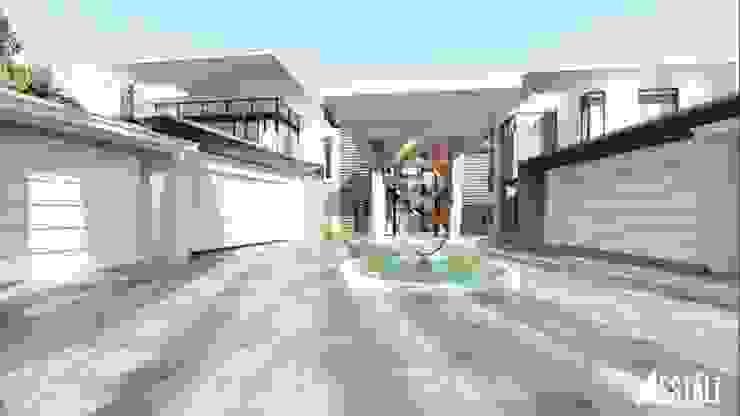 Hyde Park Luxury residence Modern houses by FRANCOIS MARAIS ARCHITECTS Modern