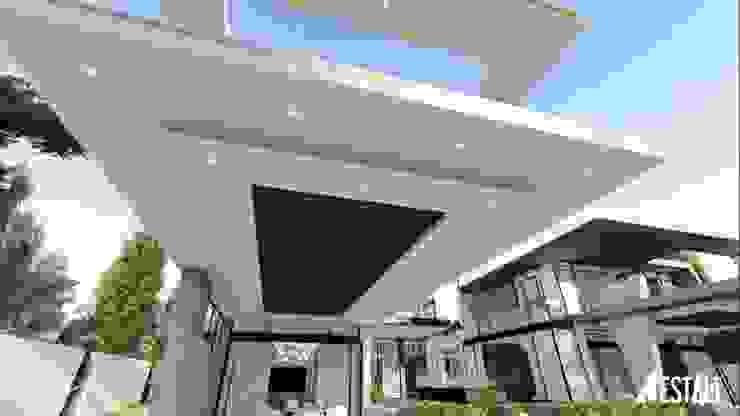 Ruang Keluarga Modern Oleh FRANCOIS MARAIS ARCHITECTS Modern