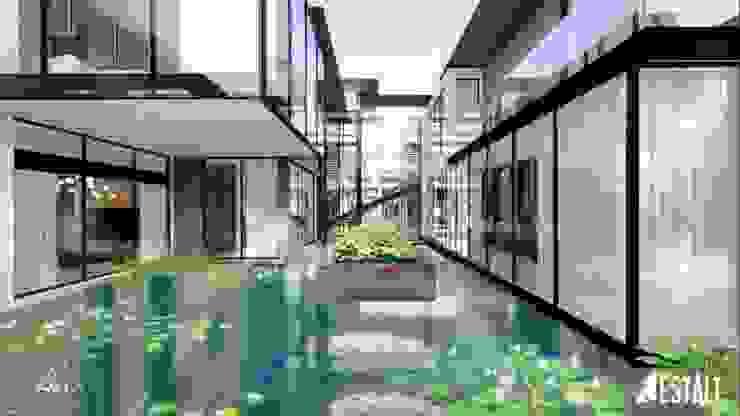 Taman Modern Oleh FRANCOIS MARAIS ARCHITECTS Modern