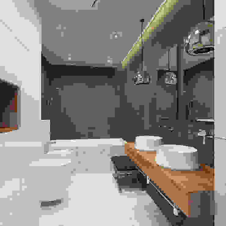 Bath MLR Studio Ванная в стиле лофт