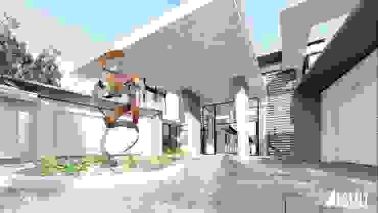 Rumah Modern Oleh FRANCOIS MARAIS ARCHITECTS Modern