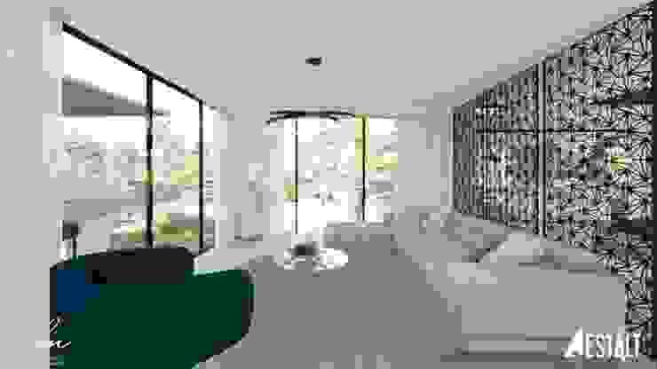 Kamar Tidur Modern Oleh FRANCOIS MARAIS ARCHITECTS Modern