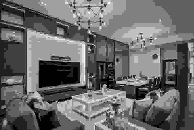 Modern living room by Summerhaus D'zign Modern