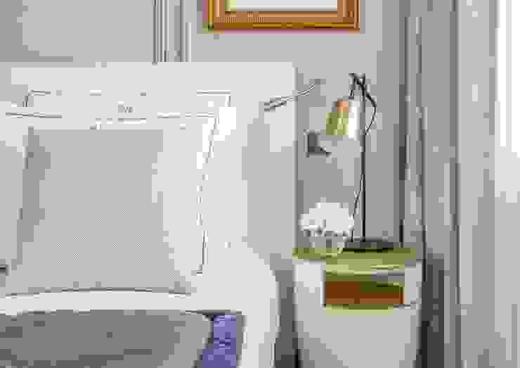 Le Damantin Hotel & Spa 5* Paris Pujol Iluminacion Dormitorios de estilo ecléctico