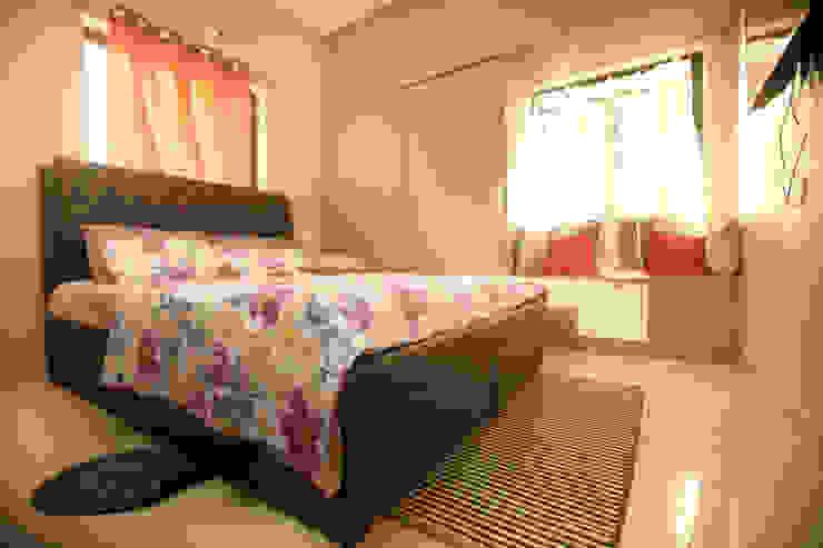 Bedroom by HomeLane.com Modern