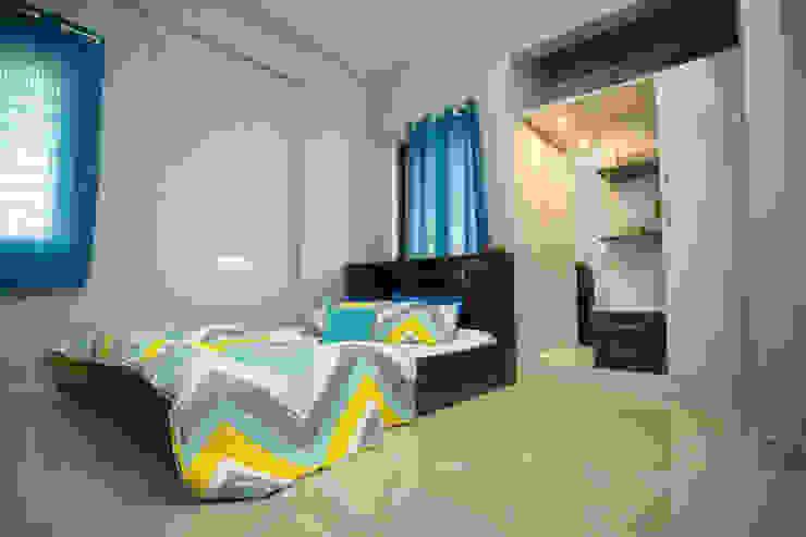 Bedroom Modern style bedroom by HomeLane.com Modern