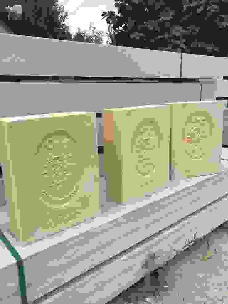 modern  by Taşcenter Acarlıoğlu Doğal Taş Dekorasyon, Modern Limestone