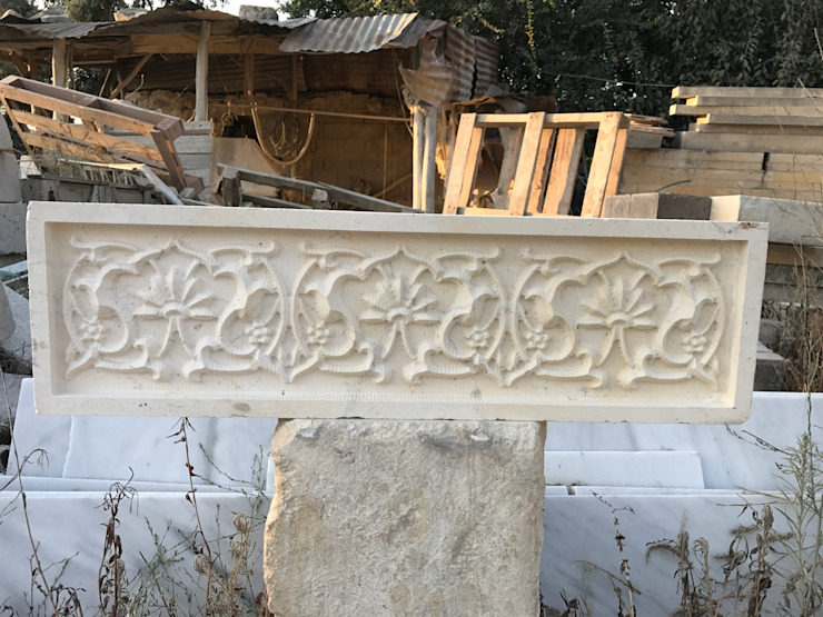 modern  by Taşcenter Acarlıoğlu Doğal Taş Dekorasyon, Modern Sandstone