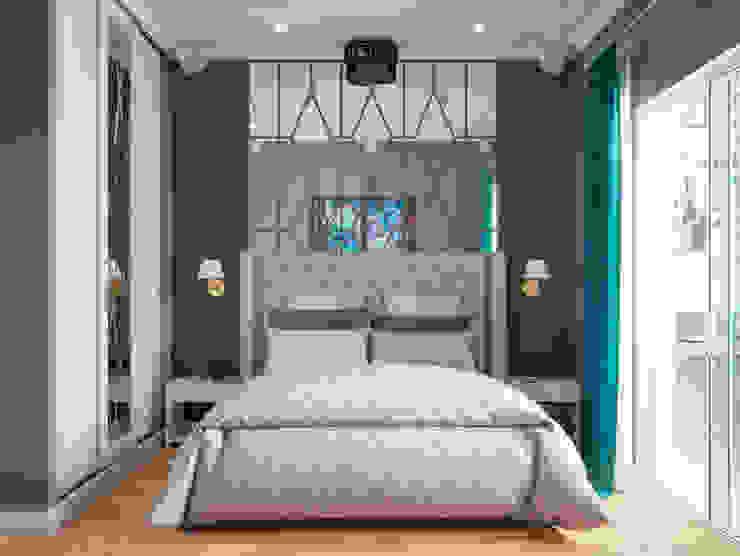 Bedroom by Студия Дизайна Елены Сайфуллиной,