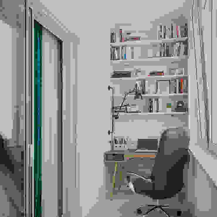 Балкон от Студия Дизайна Елены Сайфуллиной Классический