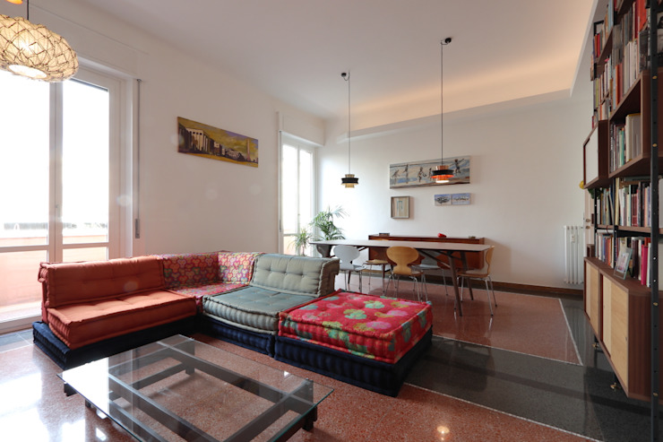 Daniele Arcomano Modern living room