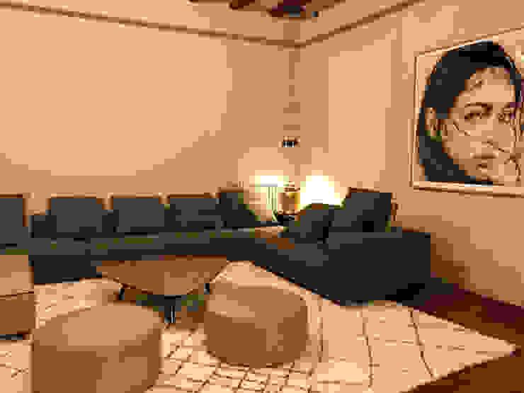 Livings de estilo moderno de Isa de Luca Moderno