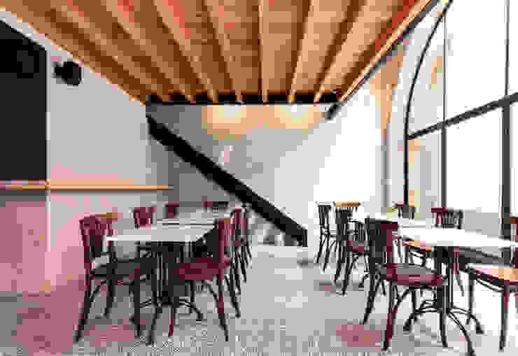 Gastronomi Modern Oleh A+Architecture CIC Modern