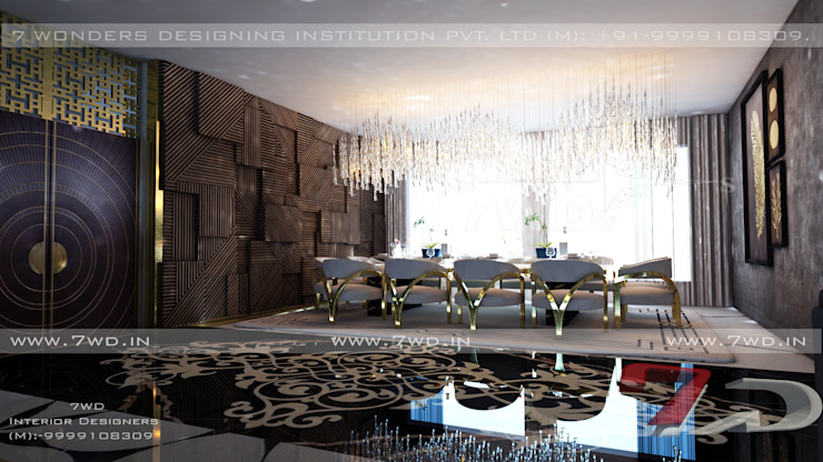 by 7WD Interior Design Studio Сучасний