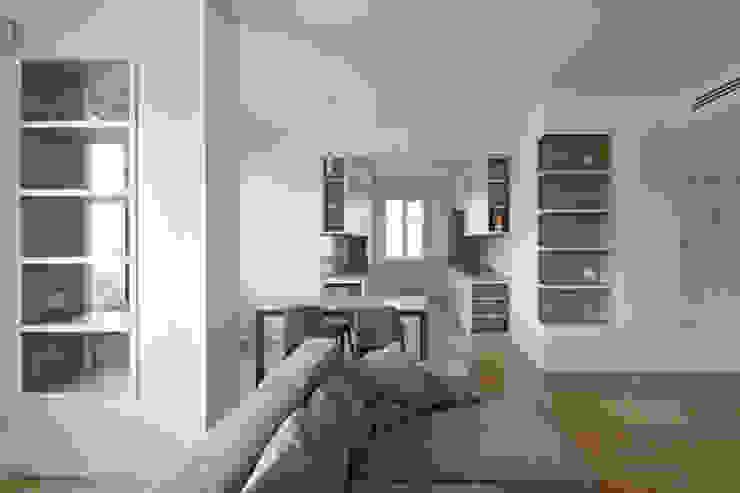 JFD - Juri Favilli Design Minimalist dining room Beige