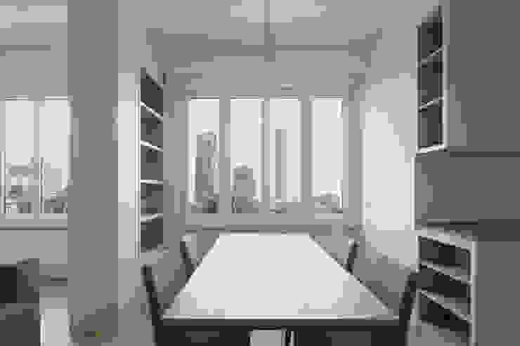 JFD - Juri Favilli Design Modern dining room White