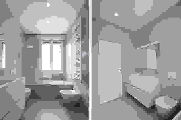 JFD - Juri Favilli Design Minimalist style bathroom Beige
