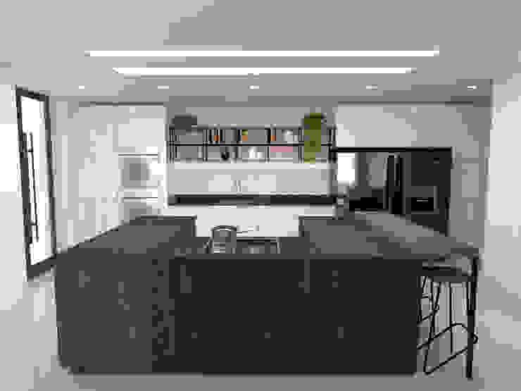 von Naromi Design Modern Quarz