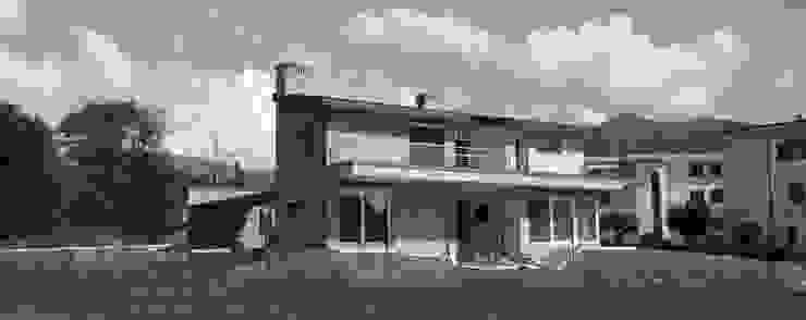من TuscanBuilding - Studio tecnico di progettazione كلاسيكي حجر رملي