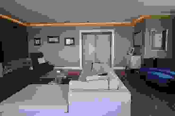 Living room by Magna Mimarlık, Minimalist
