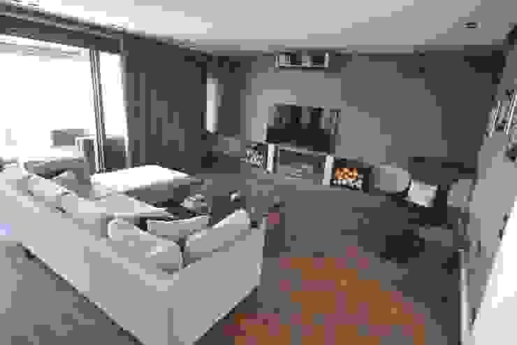 Modern living room by Magna Mimarlık Modern