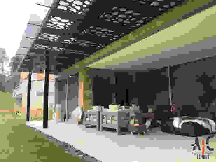 Lemont de Arquitectura y Complementos Moderno Metal