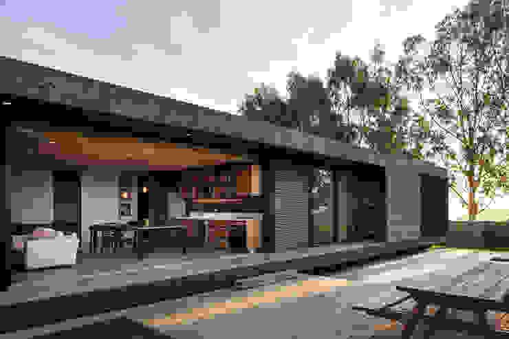AFARQ Arquitectos Casas de estilo minimalista
