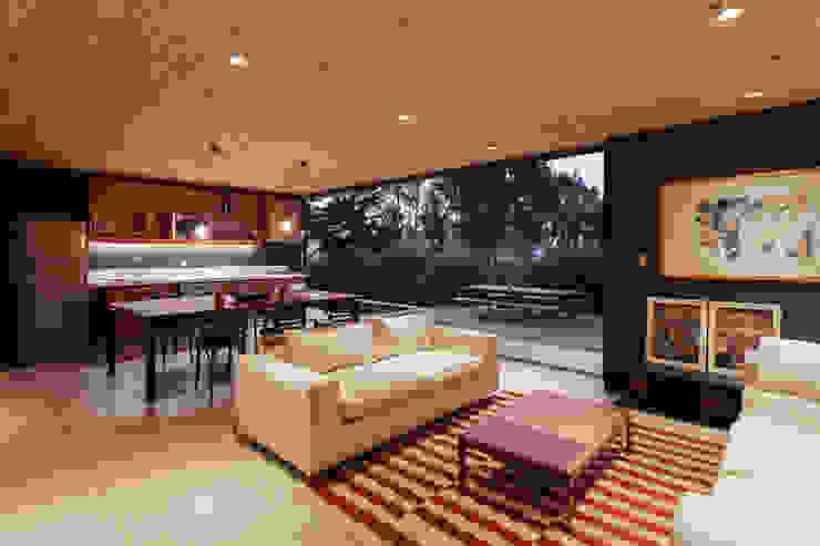 AFARQ Arquitectos Living room