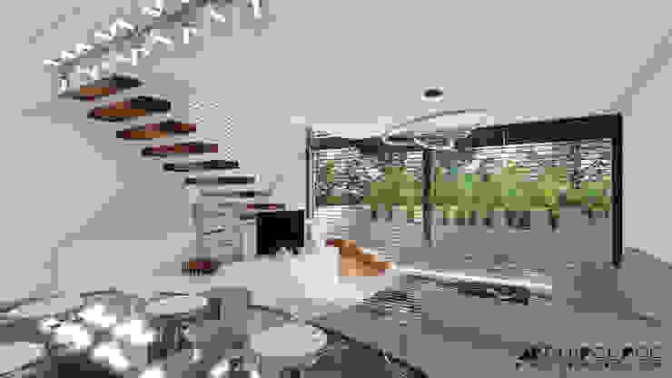 House near Av. Boavista—Porto by ARQUITECTOSRT