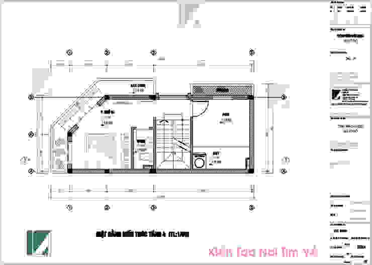 NHÀ 40M2 – 5 TẦNG HẠ LÝ – HẢI PHÒNG bởi Kiến trúc Việt Xanh